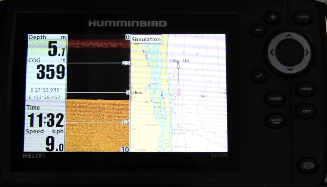 Humminbird Helix 5 Review