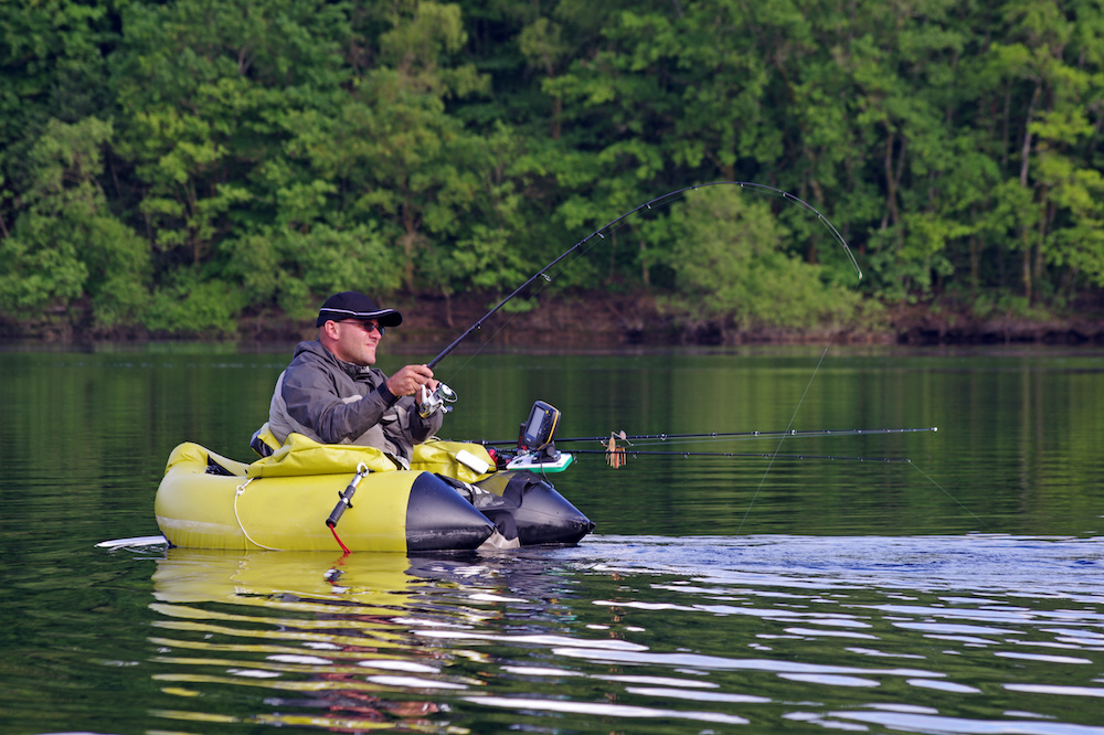 Best Fishing Float Tubes of 2020: Complete Reviews with Comparisons