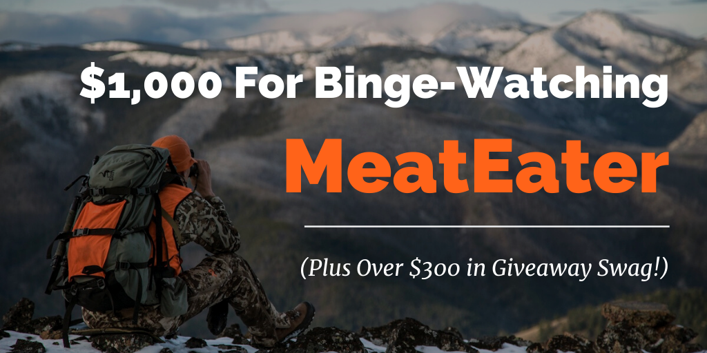 MeatEater Dream Job