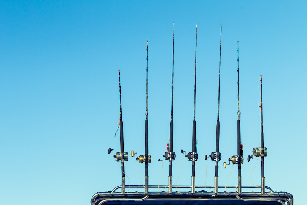 best fishing pole racks